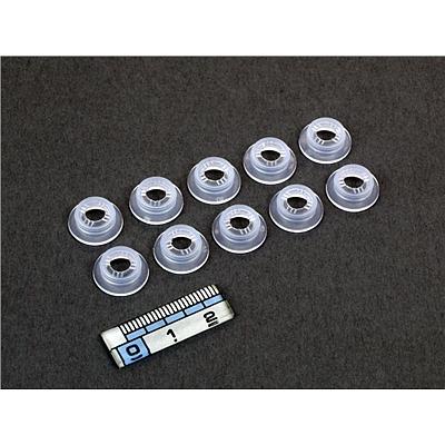 盖子PORT CAP(WITH HOLE) 10pcs,用于SIL-30AC自动进样器
