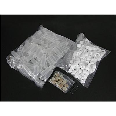 4 mL PP样品瓶套装VIAL,4ML,PP 100/PKT,用于SIL-16/16P进样单元