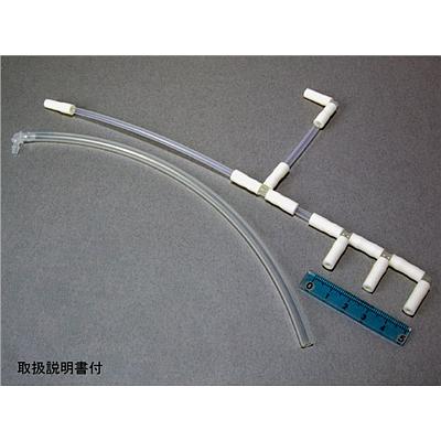 真空配管(3连)PLUMBING(3 CONNECTIONS),用于DGU-20A3/5