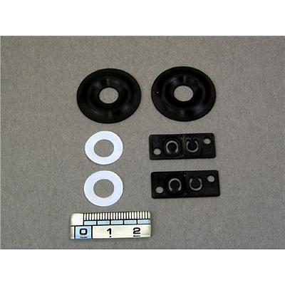 真空泵隔膜TEFLON SHEET FOR DGU-2010,用于LC-2010A/C (HT)