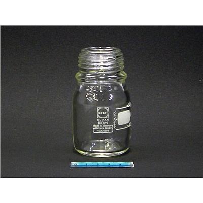 玻璃瓶Bottle of standard sample 100ml,用于LCMS 9030