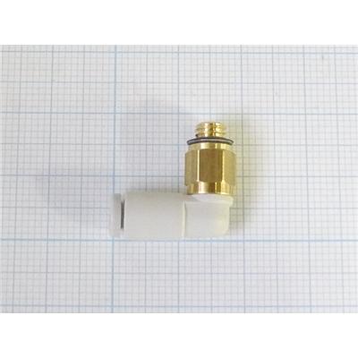 L型接头Elbow,KQ2L23-M5A-ROHS,用于LCMS-8040