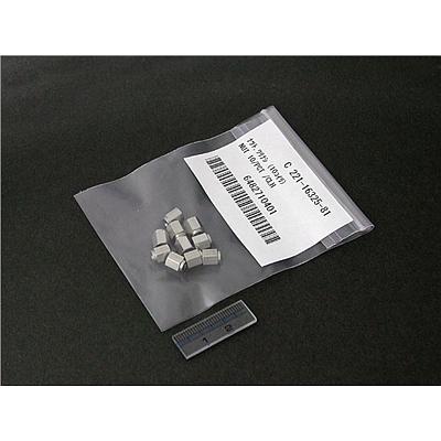 接头(不开口)NUT 10/PCT /CLH,用于GC-2030AF/AT/AFT