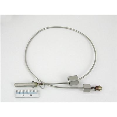 不锈钢接头SUS COLUMN ADAPTOR DET,用于氢火焰离子化检测器 FID