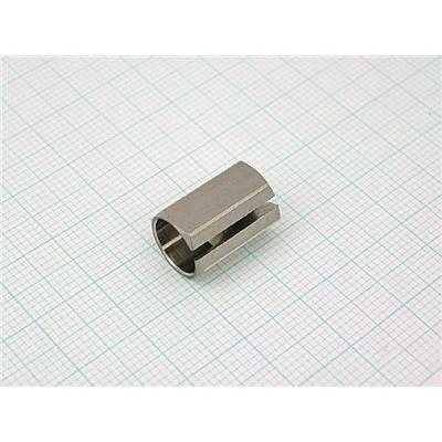 螺母NUT,WITH SLIT M5,用于分流/不分流进样口