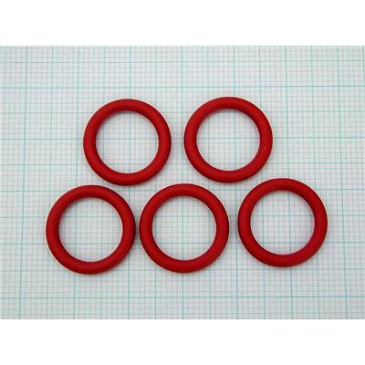 O型圈O-RING,4C P12 5PCS,用于分流/不分流进样口