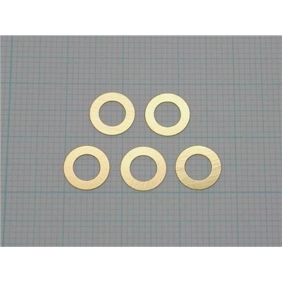 垫片AU PACKING 5PC,用于GCMS-QP2020/2020NX