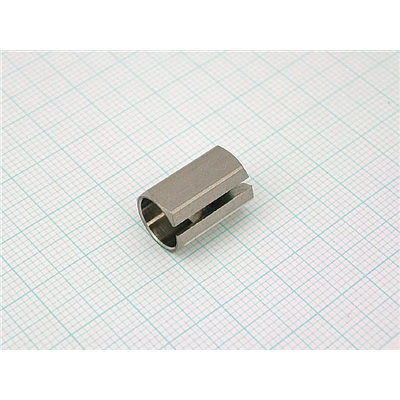 螺母NUT,WITH SLIT M5,用于GCMS QP5050/QP5000