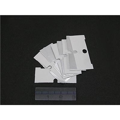 铝片AL FOIL 10pc,用于GCMS QP5050/QP5000
