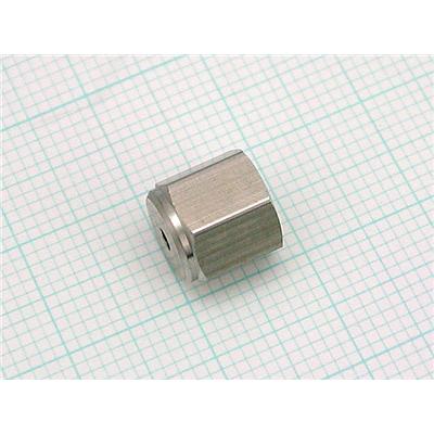 螺丝NUT, 1.6FN,用于GCMS QP5050/QP5000