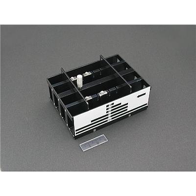 长光程四联池架(样品侧)RECT.LONG PATH CELL HOLDER/UV,用于UV-1750