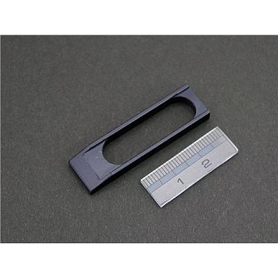 5mm光程隔板SPACER FOR 5MM CELL/UV,用于UV-2450/UV-2550