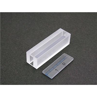 半微量样品池MICRO CELL 10MM,用于UVmini-1280