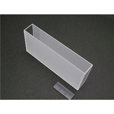 方形长光程样品吸收池SQUARE CELL,100MM,用于UVmini-1280